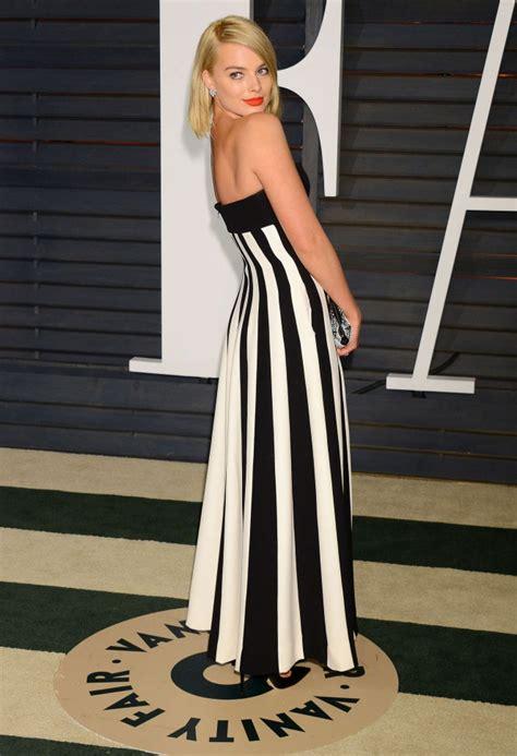 Margot Robbie Vanity Fair Oscar Margot Robbie 2015 Vanity Fair Oscar 01 Gotceleb