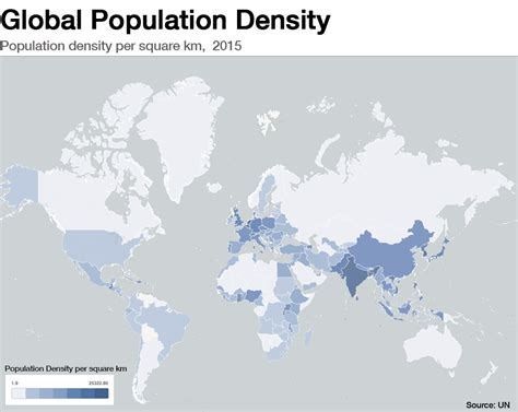 world population city density map these are the world s most densely populated countries