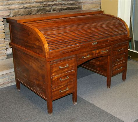 Antique Roll Top Desk Value Antique Furniture