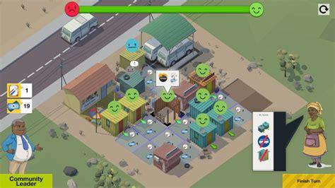 game design articles puzzle game reimagines informal settlements design indaba