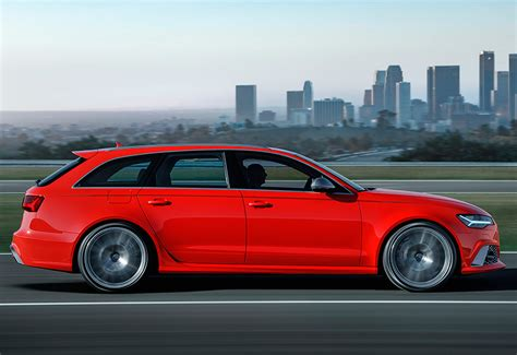 audi rs avant performance specifications photo