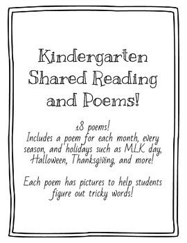 black magic a poem books kindergarten poems and shared reading printables by