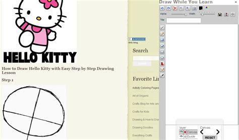 tutorial bahasa inggris sd tutorial belajar menggambar dari yg sederhana hingga