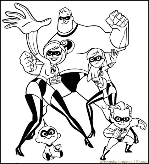 coloring pages incredibles coloring pages 15 cartoons