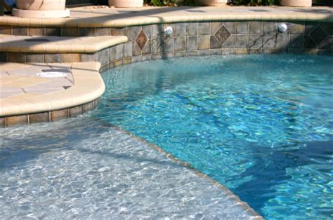 swimming pool tile ideas coping tile decks plumbing equipment more skinner pools