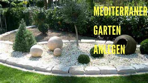 Garten Gestalten Toskana by Mediterraner Garten Anlegen