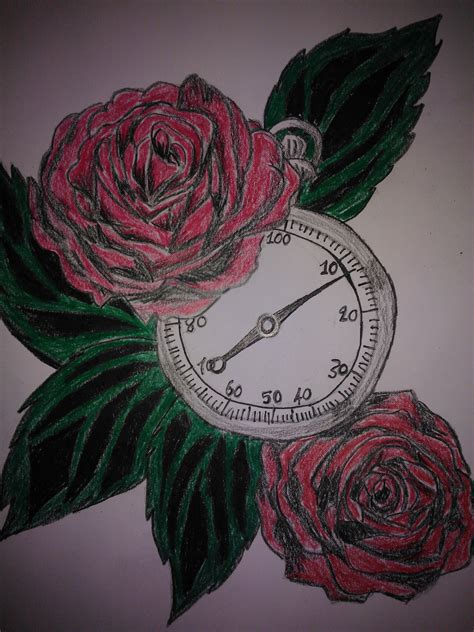 stopwatch tattoo design stopwatch by mylittleponygal on deviantart