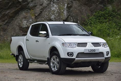 Fiat Rumored To Re Badge Mitsubishi L200 Pickup Truck