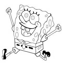 spongebob coloring printable spongebob squarepants coloring pages coloring me