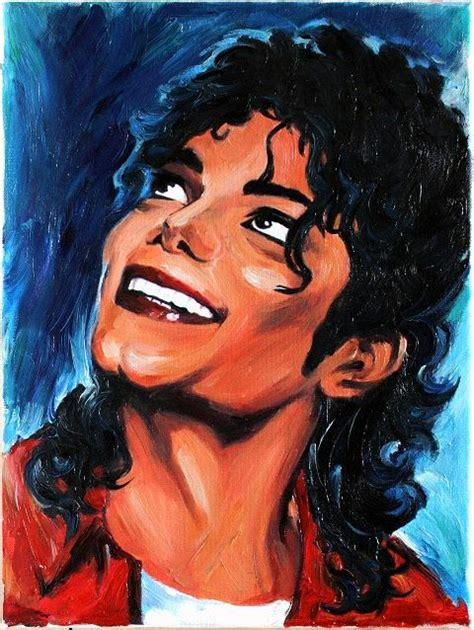 painting michael jackson michael jackson portrait painting paintings