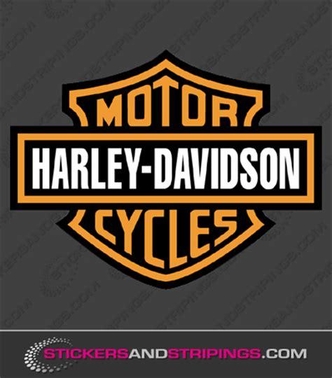 Harley Davidson D 4 5cm Grtk Jpg h d colour 680 stickersandstripings