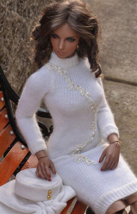 Jny Co Sweater Banana Sweet angora sweater sweater vest