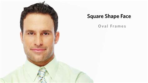 square head hairstyles malr frames for a square face shape male youtube