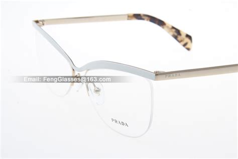 glasses frames styles prada vpr64qv eyeglasses in