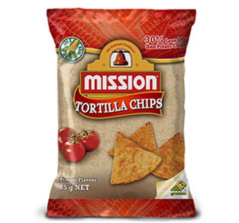 Cemilan Unik Mission Tortilla Chips Bbq Flavour 65g mission tomato flavoured tortilla chips 65g