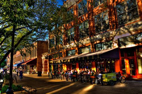 Home Decor Knoxville Tn Four Market Square Knoxville Tennessee Photograph By
