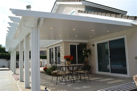 recessed lighting in patio cover   Backyard Ideas