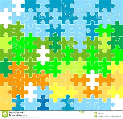 jigsaw pattern vector jigsaw puzzle pattern stock vector image of patience