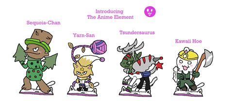 Kaos Element Banaboo Shopping skylanders master quest the new element by joltiklover on deviantart