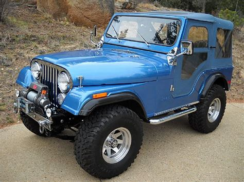 Jeep Wrangler Cj5 1978 Jeep Cj5 For Sale Estes Park Colorado