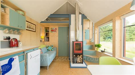 Small House Cabin Plans by Tiny House Scotland A Uk Tiny House Builder Tiny House