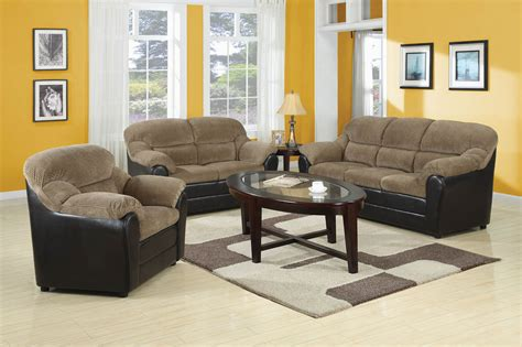 three piece sofa sets 3 piece brown corduroy espresso pub sofa set