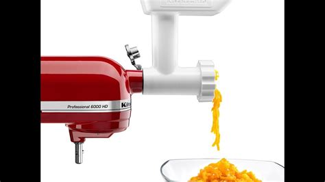 Review: KitchenAid FGA Food Grinder Attachment for Stand