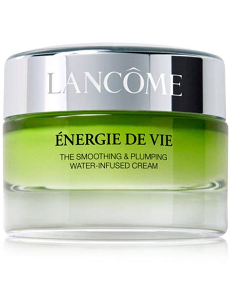 lancome energie de vie water infused moisturizing cream