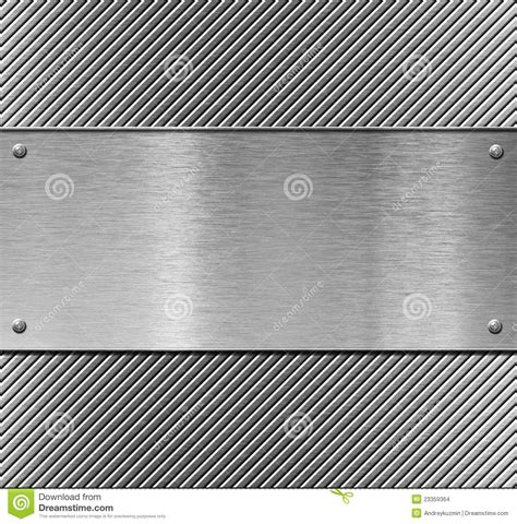 metal template metal plate template or pattern stock images image 23359364