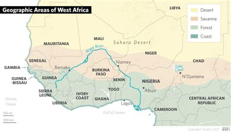 africa map niger river the niger river basin supporting west africa s empires