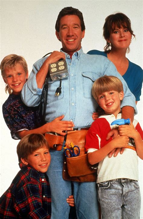 america s favorite family from home improvement reunites