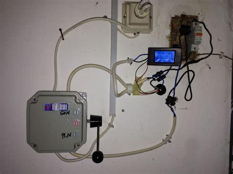Saklar Genset Pln aespe s words monitor wattmeter dengan trafo arus ct