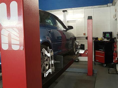 wheel alignment browns garage