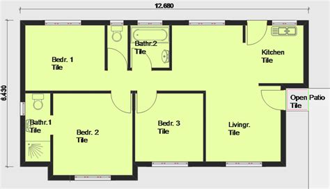 house floor plans free online