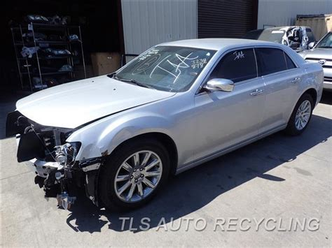 2012 Chrysler 300 Parts parting out 2012 chrysler 300 stock 7386or tls auto