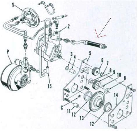 Massey Ferguson 265 Parts Diagram