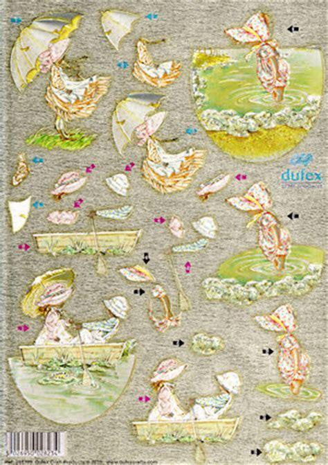 Dufex Decoupage - dufex everyday die cut decoupage available from moonstone