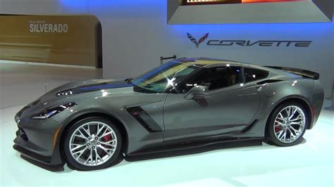 corvette stingray z06 motrface com 2015 c7 corvette stingray z06 shark grey