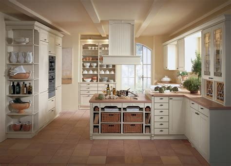 types of kitchen designs