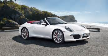 White Porsche 2012 White Porsche 911 S Cabriolet Wallpapers