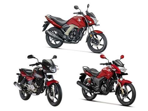 Pulser Honda honda unicorn 160 vs bajaj pulsar 150 vs hunk spec comparison zigwheels