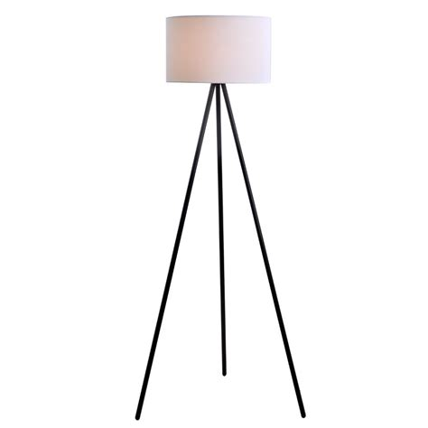 shelf floor l with shade simple designs 63 3 in etagere black floor l organizer