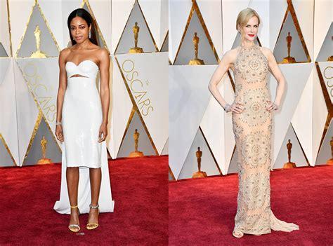 Karpet Oscar cantiknya para selebriti di atas karpet merah oscars 2017