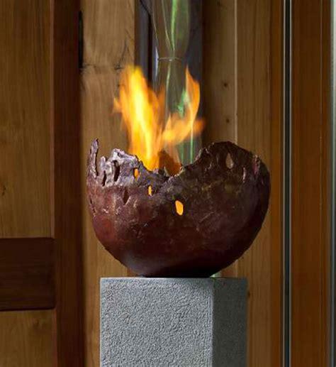 Feuerschale Klein by Rottenecker Feuerschale Klein Bronze Rot 22008 Garten