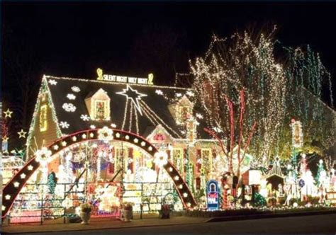 best christmas lights in richmond va in pictures america s best displays