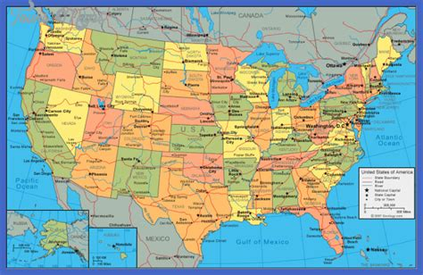map of the united states with major tourist attractions united states map tourist attractions toursmaps com