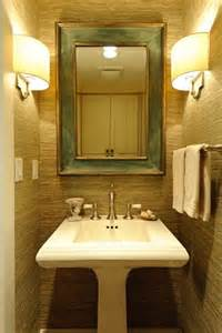Powder Room Sink Ideas Gallery For Gt Powder Room With Pedestal Sink Decorating Ideas