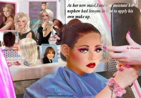 petticoat punishment beauty salon proper sexy makeup cd art pinterest sexy makeup