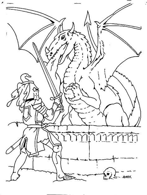 chevalier de la table ronde dessin