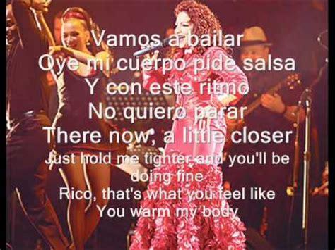 testo hoy gloria estefan gloria estefan testo lyrics